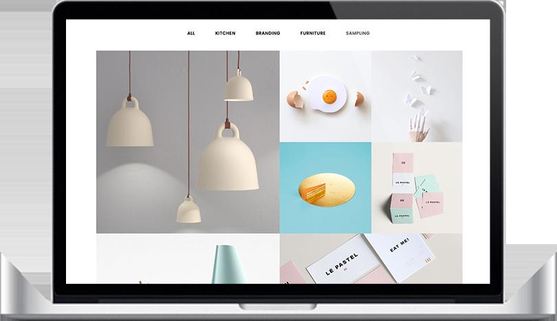 Portfolio-Macbook