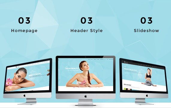3 Homepage Layouts