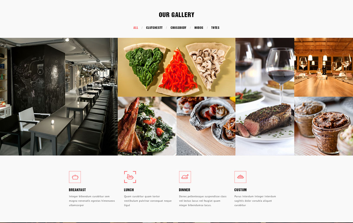 Restaurant Image Gallery