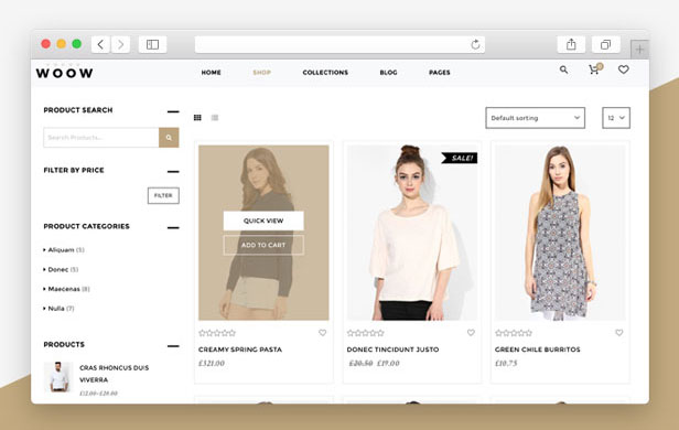 3 Product Hover Styles